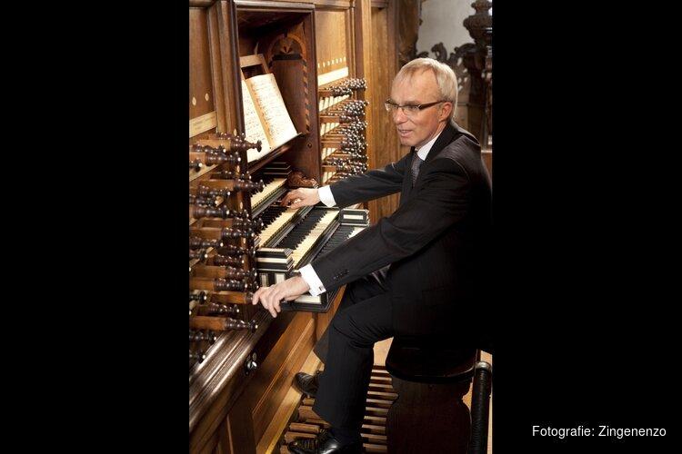 Orgelconcert Jaap Zwart in de NH kerk Venhuizen