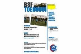 Korfbalvereniging DTS Enkhuizen daagt u uit!!