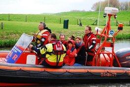 Reddingbootdag bij Reddingstation Wijdenes