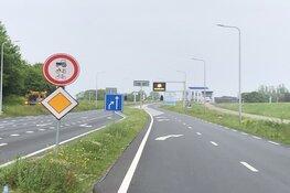 Dodelijk ongeluk op dijk tussen Enkhuizen en Lelystad: weg afgesloten