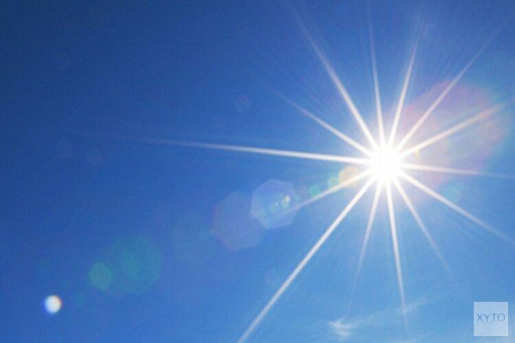 Volgende week zomerse dagen: temperatuur richting 30 graden