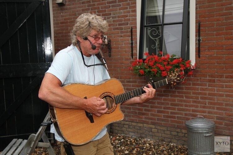 De muzikale wandeling Oosterleek 2019