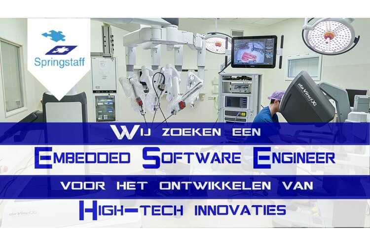Embedded software engineer regio Amsterdam/Utrecht