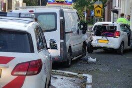Ongeval in Enkhuizen