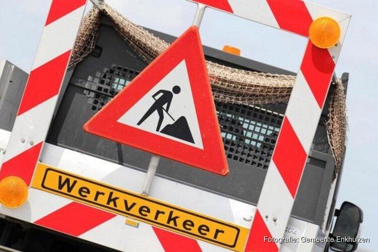 Woensdag 23 oktober N505 tussen Gerard Brandtweg/Lindelaan en ZIjlweg/ Dolfijn afgesloten