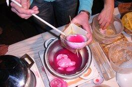 Zelf kaarsen maken bij MAK!