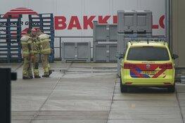 Incident bij fabriek Enkhuizen
