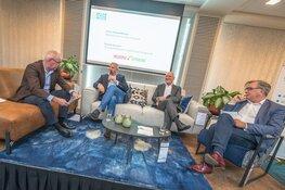 Talkshow voor, door en met ondernemers tijdens OFE Ondernemerscafé