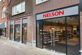 Nelson heropent winkel op de Westerstraat